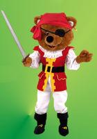 Медведь Пират