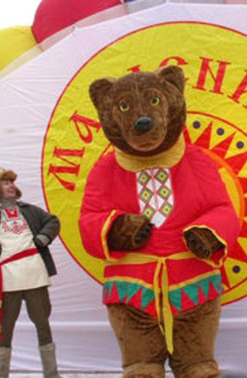 Медведь Михайло Потапыч